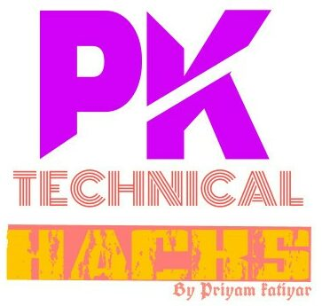 P.K Technical Hacks.