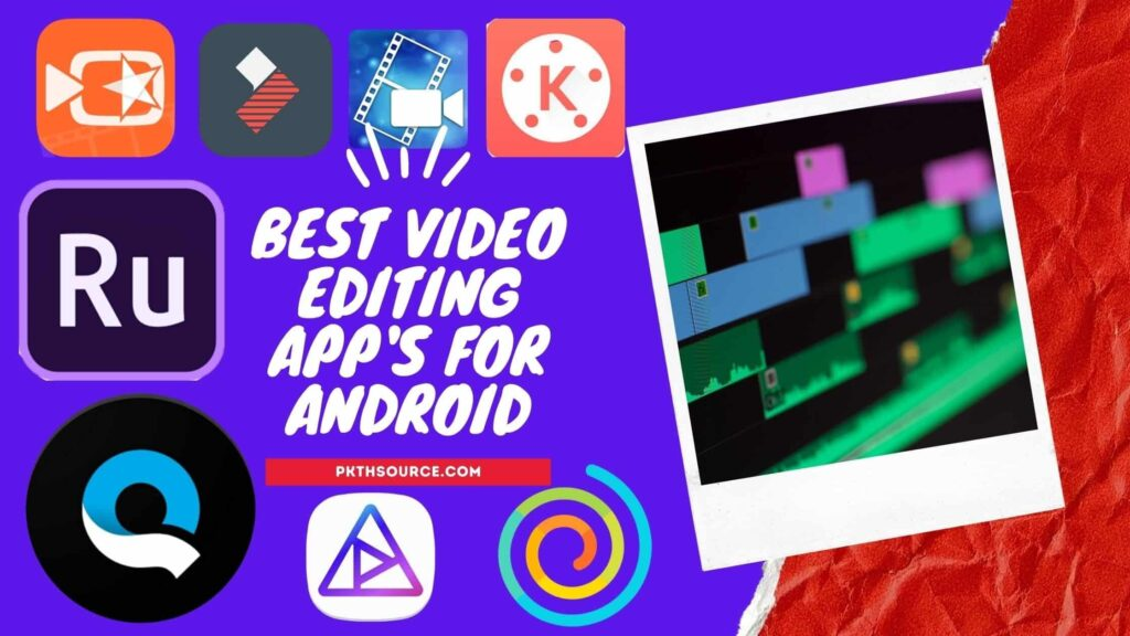 Top 10 free and best video editing apps for android