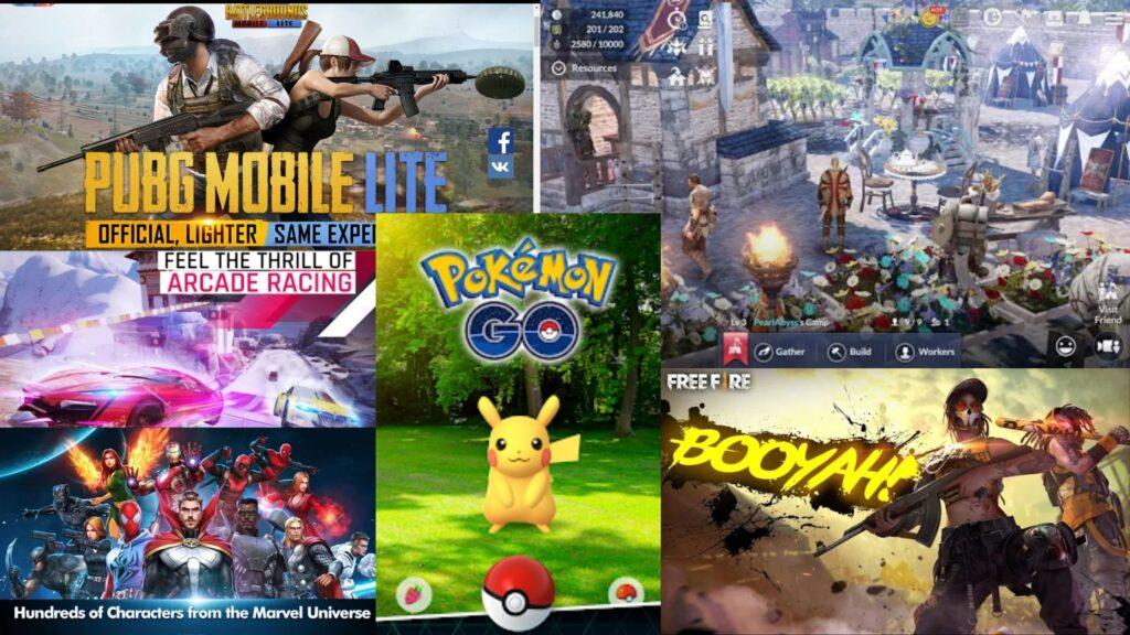 Best Mobile Games Under 1 GB