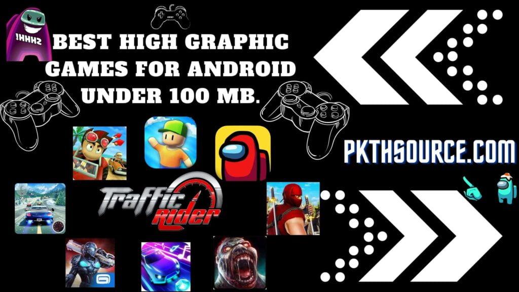 best offline games under 100 mb